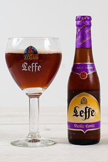 Cumpliendo años – Leffe Vieille Cuvée